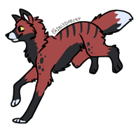 40 Points Adoptable Doggo (CLOSED) by WolfoxAdopts