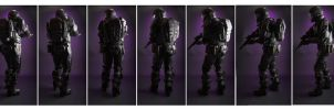 ODST Soldier 360 1a by jagged-eye