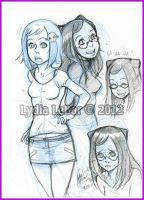 Lilly-Lamb 2012 Sketchies 17 by Lilly-Lamb