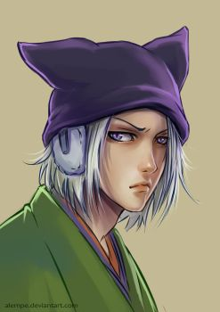 Tomoe by alempe