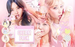+Cream pack by xDaebak