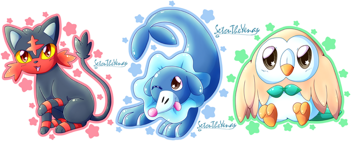 What Stickers Do You Want To See? by Setsuna-Yena