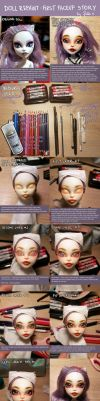 first faceup story by Fukari
