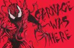 Carnage Was Here by Graymalkin2112