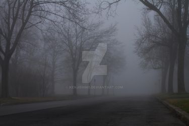 Its Silent Hill-ish by kenjis9965