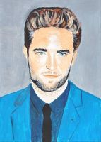 Robert Pattinson 34 by audamay