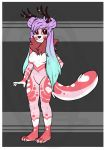 [OPEN] Female Anthro Adopt by Esarts-Adopts