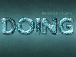 Doing by Textuts