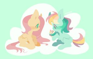 Picnic in the sky by cenyo