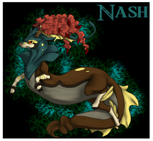The Red Barn: Nash (lv 100) by Cattensu
