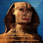 The Sphinx by Fotomonta