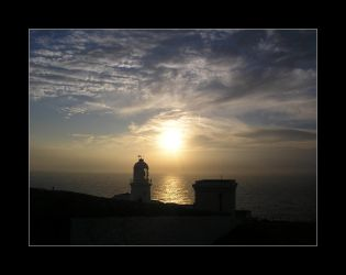 Pendeen Lighthouse by X-AxiS