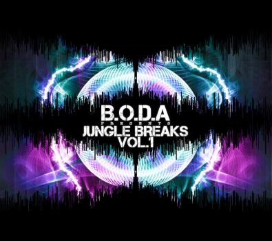 B.O.D.A Jungle Breaks Vol.1 by cps90