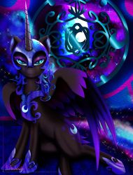 Nightmare Moon by Darksly-z