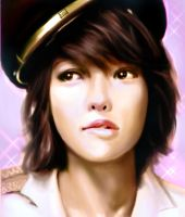 soo young snsd painting by jarimanis