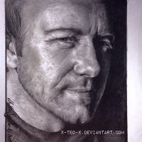 Kevin Spacey by X-TeO-X