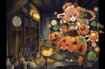 Pumpkin Witch by Hokage3