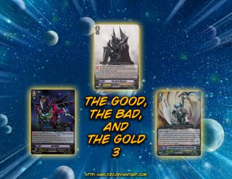 The Good, The Bad, and The Gold 3 by Harijizo