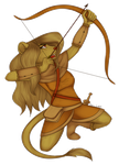 [ PRIZE ] Laguna the archer by Marchef-Iustinianie