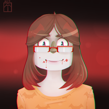 October Avatar by AikoIwahara