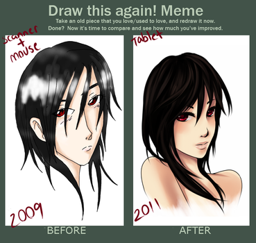 Before and After by HollowMyst