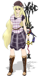The World Ends With Rena by CyberMaroon