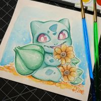 Bulbasaur by StarSheepSweaters