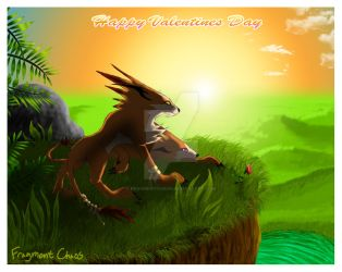 Moomba Valentine's by FragmentChaos