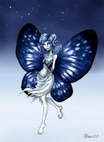 Blue Fairy - Bluf-Fee by Manu-2005