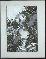 Fugitoid from Heroes Con by MichaelDooney