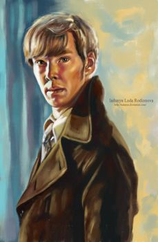Tinker Tailor Soldier Spy by ladunya