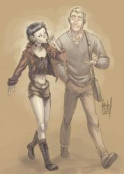 19 a couple by KarlaDiazC