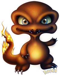 Charmander by D3RX