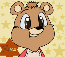 Teddy Ruxpin by ComicKoey