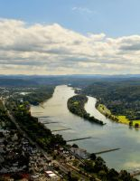 Rhine by Koenigswinter by TheEmpatheticCat