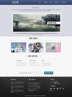 Sub Web Design by daWIIZ