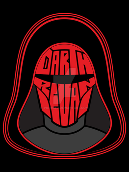 Darth Revan shirt by Vic-Neko