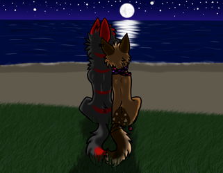 Night Of Seclusion by neomon