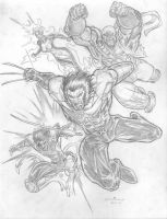 Age of Apocalypse by c-crain