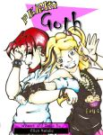 Perky Goth Cover by Ellen-Natalie
