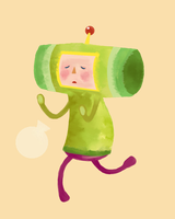 Katamari Child Abuse by Aihara