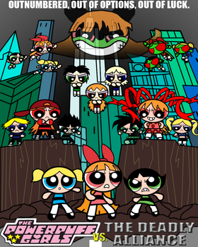 PPG vs. The Deadly Alliance by Death-Driver-5000