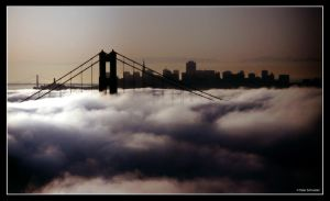 cloud city by Phototubby