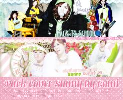 Pack cover Sunny by Cami by Camidore