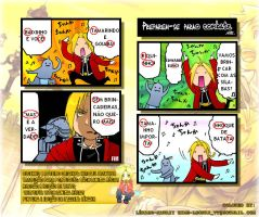 colored-prepare-se para o combate by lekabr