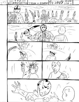 THE ULTIMATE BATTLE pg.293 by DW13-COMICS