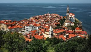 Slovenia - The old seaport of Piran by pingallery