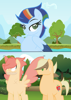 Morning walk (gone sexual) by theponygaming