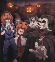 Danganronpa Halloween by LadyTakerFandub