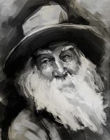 Walt Whitman. by userthiago